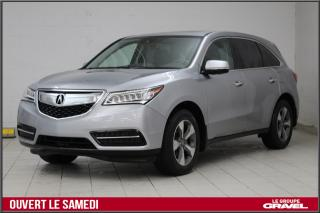Used 2016 Acura MDX PREMIUM TOIT CUIR for sale in Montréal, QC