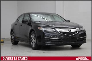 Used 2016 Acura TLX TECHNOLOGIE GPS CERTIFIÉ for sale in Montréal, QC