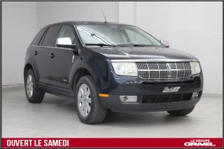 Used 2008 Lincoln MKX AWD TOIT CUIR SIÈGES CHAUFFANTS for sale in Montréal, QC