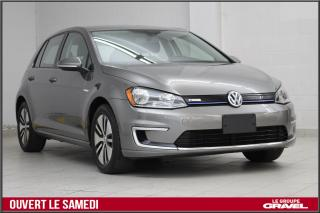Used 2016 Volkswagen Golf e-Golf SE SIÈGES CHAUFFANTS BLUETOOTH for sale in Montréal, QC