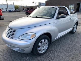 Used 2005 Chrysler PT Cruiser Décapotable 2 portes Tourisme for sale in Montréal-Nord, QC