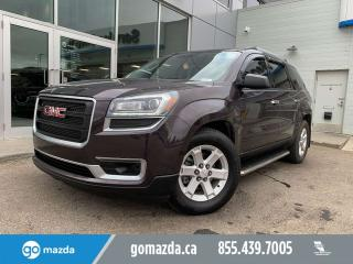 Used 2015 GMC Acadia SLE AWD HEATED SEATS POWER OPTIONS BACK UP CAM for sale in Edmonton, AB