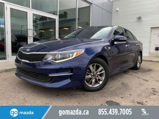 Used 2016 Kia Optima LX TURBO POWER OPTIONS VERY NICE for sale in Edmonton, AB