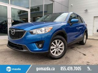 Used 2014 Mazda CX-5 GS AWD NAV SUNROOF POWER OPTIONS GREAT SHAPE for sale in Edmonton, AB