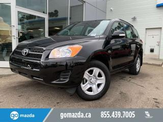 Used 2011 Toyota RAV4 BASE AWD POWER OPTIONS GREAT SHAPE for sale in Edmonton, AB