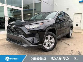 Used 2019 Toyota RAV4 LE AWD FULLY RE-DESIGNED LOADS OF OPTIONS for sale in Edmonton, AB