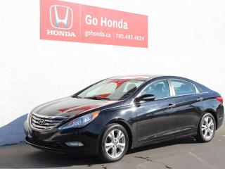 Used 2013 Hyundai Sonata Limited w/Navi for sale in Edmonton, AB