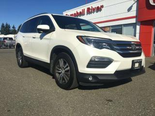 Used 2016 Honda Pilot EX-L Certified! 7yr/160k Warranty for sale in Campbell River, BC