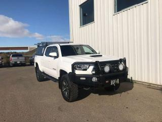 Used 2017 Toyota Tacoma SR5 for sale in Red Deer, AB
