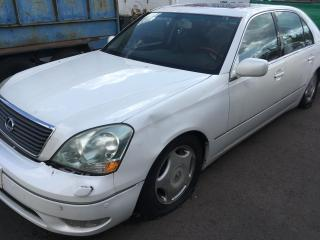 Used 2002 Lexus LS 430 Ultra Prem w/Navi/Aniline for sale in Toronto, ON