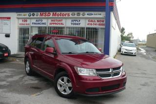 Used 2011 Dodge Journey Canada Value Pkg 7 Passenger for sale in Toronto, ON