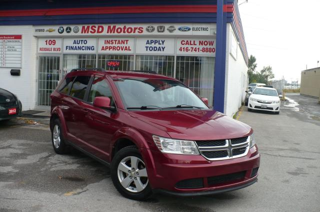 2011 Dodge Journey Canada Value Pkg 7 Passenger