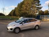 Photo of Silver 2013 Ford Fiesta