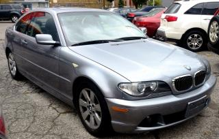 Used 2005 BMW 325Ci 325Ci Coupe for sale in St. Catharines, ON