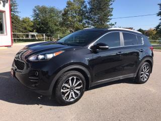 Used 2017 Kia Sportage LX**All Wheel Drive ** Leather for sale in Mitchell, ON