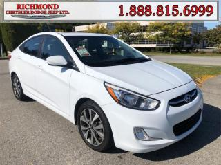 Used 2017 Hyundai Accent SE for sale in Richmond, BC