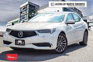 Used 2018 Acura TLX 3.5L SH-AWD w/Tech Pkg No Accident| 7yrs Warranty| for sale in Thornhill, ON
