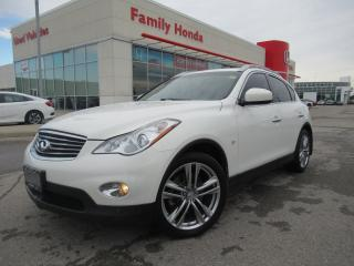 Used 2014 Infiniti QX50 Journey | LEATHER | PUSH TO START for sale in Brampton, ON