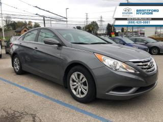 Used 2013 Hyundai Sonata GL  - Bluetooth -  Heated Seats - $94 B/W for sale in Brantford, ON