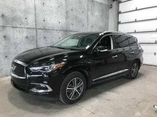 Used 2019 Infiniti QX60 NAVI AWD GPS CAMERA 360 SIEGES CHAUFFANT ANGLE MORT for sale in St-Nicolas, QC