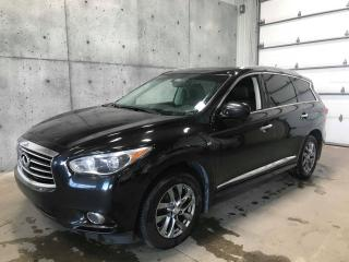 Used 2015 Infiniti QX60 AWD TOWING PACKAGE CUIR TOIT SIEGES ET VOLANT CHAUFFANTS for sale in St-Nicolas, QC