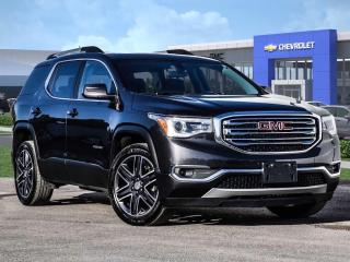 Used 2017 GMC Acadia SLE2 for sale in Markham, ON