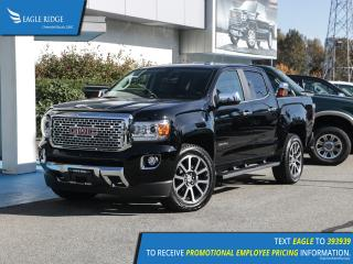 Used 2020 GMC Canyon Denali Navigation, Heated Seats, Backup Camera for sale in Coquitlam, BC
