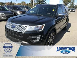 Used 2017 Ford Explorer Platinum Remote Start - Keyless Entry for sale in Calgary, AB