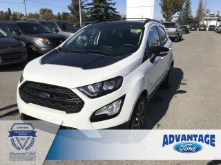 Used 2019 Ford EcoSport SES for sale in Calgary, AB