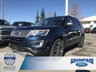 Used 2017 Ford Explorer Platinum Remote Start - Heated Seats for sale in Calgary, AB
