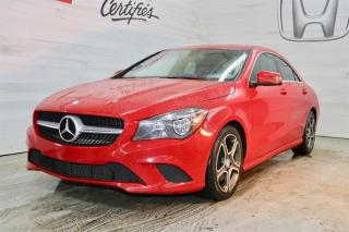 Used 2015 Mercedes-Benz CLA-Class CLA 250 for sale in Blainville, QC