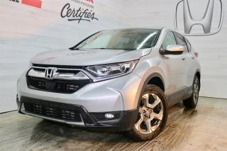 Used 2017 Honda CR-V EX-L AWD for sale in Blainville, QC