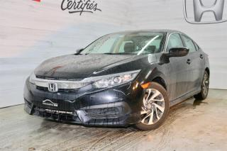 Used 2016 Honda Civic EX for sale in Blainville, QC
