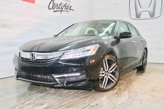 Used 2017 Honda Accord Touring for sale in Blainville, QC