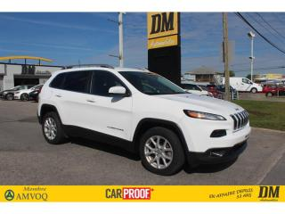 Used 2017 Jeep Cherokee NORTH 1 PROPRIÉTAIRE V6 for sale in Salaberry-de-Valleyfield, QC