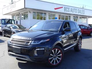 Used 2017 Land Rover Evoque HSE Si4, Super Clean, Luxury for sale in Vancouver, BC