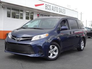 Used 2018 Toyota Sienna LE for sale in Vancouver, BC