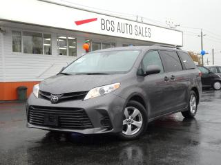 Used 2018 Toyota Sienna Reliable, Super Clean, Bluetooth for sale in Vancouver, BC