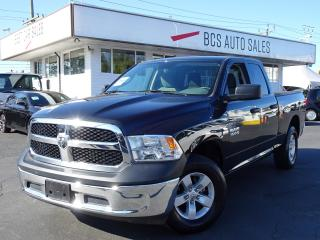 Used 2018 RAM 1500 ST for sale in Vancouver, BC