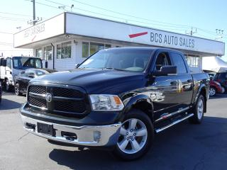 Used 2017 RAM 1500 Outdoorsman, Crew Cab, Hemi, Super Clean for sale in Vancouver, BC