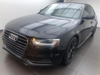 Used 2016 Audi A4 Komfort plus for sale in Sherbrooke, QC