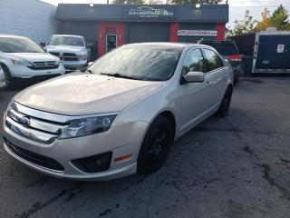 Used 2010 Ford Fusion 4DR SDN I4 SE FWD for sale in Lemoyne, QC