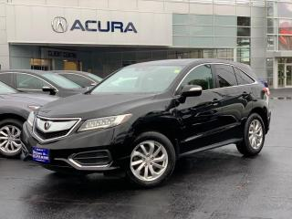 Used 2016 Acura RDX TECH | 1OWNER | NEWTIRES | NEWBRAKES | for sale in Burlington, ON