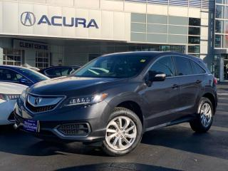 Used 2016 Acura RDX TECH | 1OWNER | NOACCIDENTS | NEWBRAKES | for sale in Burlington, ON