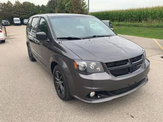 Used 2015 Dodge Grand Caravan SXT DVD AND REMOTE START for sale in Waterloo, ON