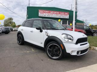 Used 2012 MINI Cooper Countryman S ALL4 NAV  AUTO for sale in Burlington, ON