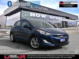 Used 2013 Hyundai Elantra GT SE  - Sunroof -  Cruise Control - $60.59 /Wk for sale in Nepean, ON