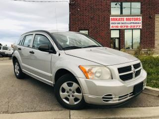 Used 2010 Dodge Caliber SE for sale in Rexdale, ON