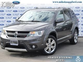 Used 2015 Dodge Journey R/T  - Leather Seats -  Bluetooth for sale in Welland, ON
