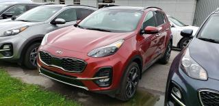 Used 2020 Kia Sportage SX for sale in Owen Sound, ON